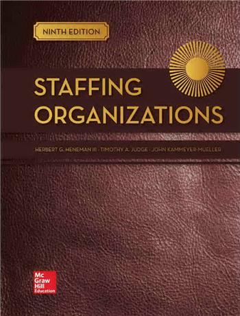 Staffing Organizations 9th Edition