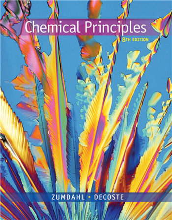 Chemical Principles 8th Edition by Steven S. Zumdahl, Donald J. DeCoste