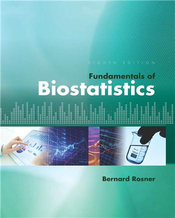 Fundamentals of Biostatistics 8th Edition eTextbook by Bernard Rosner
