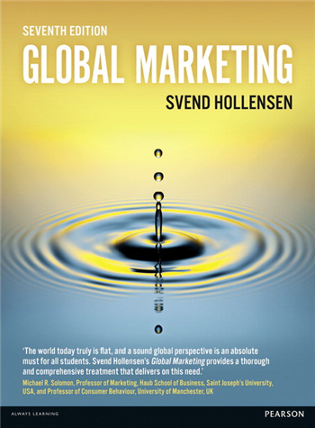 Global Marketing, 7th Edition eTextbook by Svend Hollensen