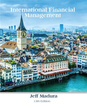 International Financial Management 13th Edition by Jeff Madura