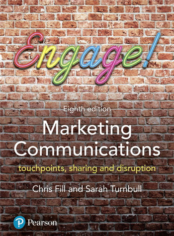 Marketing Communications: Touchpoints, sharing and disruption, 8th Edition
