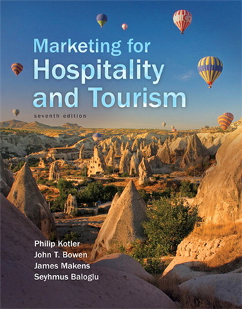 Marketing for Hospitality and Tourism, 7th edition