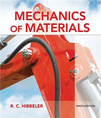 Mechanics of Materials, 10th Edition eTextbook by Russell C. Hibbeler