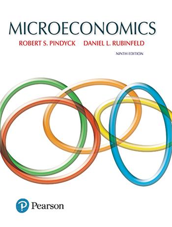Microeconomics, 9th Edition eTextbook by Robert Pindyck, Daniel Rubinfeld