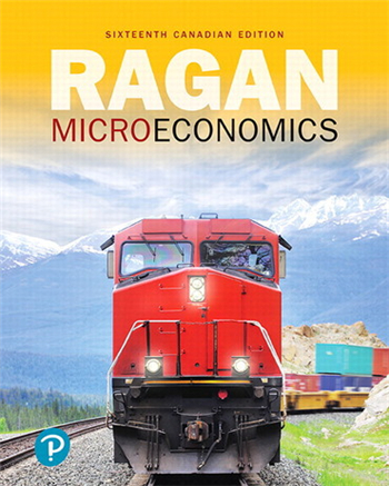 Microeconomics, Sixteenth Canadian Edition, 16th edition
