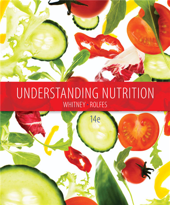 Understanding Nutrition, 14th Edition by Whitney, Rolfes