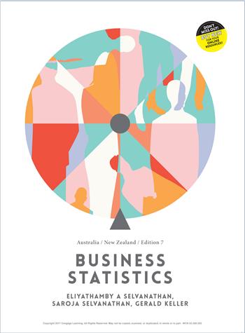 Business Statistics: Australia New Zealand 7th Edition