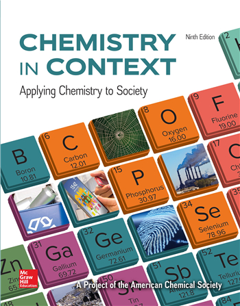 Chemistry in Context 9th Edition by American Chemical Society