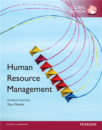 Human Resource Management, Global Edition, 15th Edition by Gary Dessler