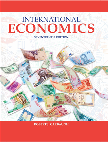 International Economics 17th Edition eTextbook by Robert Carbaugh