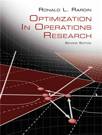 Optimization in Operations Research, 2nd edition by Ronald L. Rardin