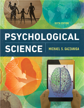 Psychological Science 6th Edition eTextbook by Michael Gazzaniga
