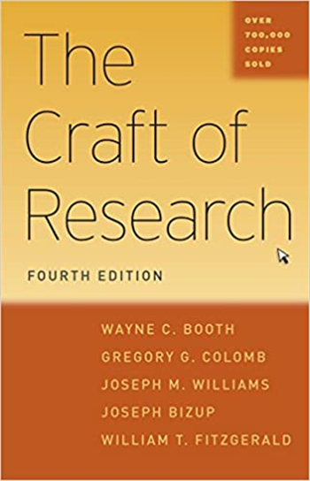 The Craft of Research, 4th Edition