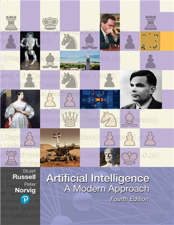 Artificial Intelligence: A Modern Approach (Subscription), 4th Edition
