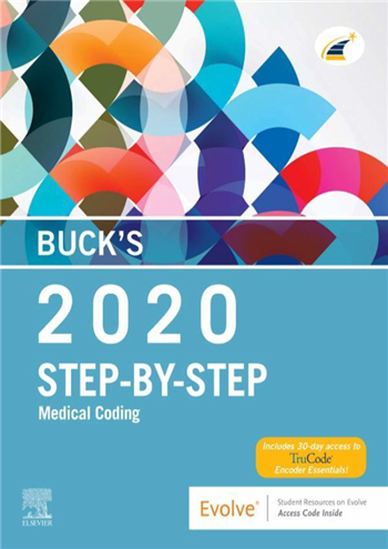 Buck's Medical Coding Online for Step-by-Step Medical Coding, 2020 Edition