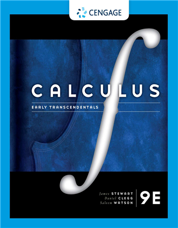 Calculus: Early Transcendentals, 9th Edition