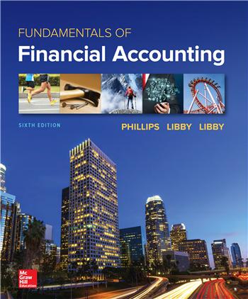 Fundamentals of Financial Accounting, 6th Edition