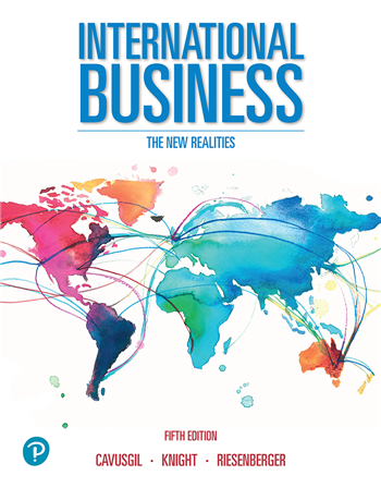 International Business: The New Realities, 5th Edition