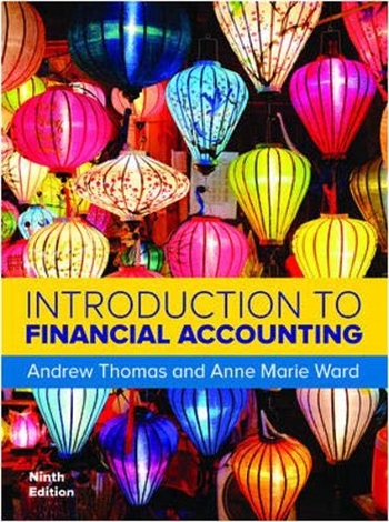 Introduction to Financial Accounting, 9th Edition