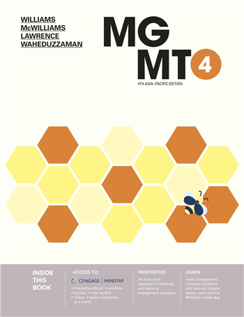 MGMT4 with MindTap 4th Edition