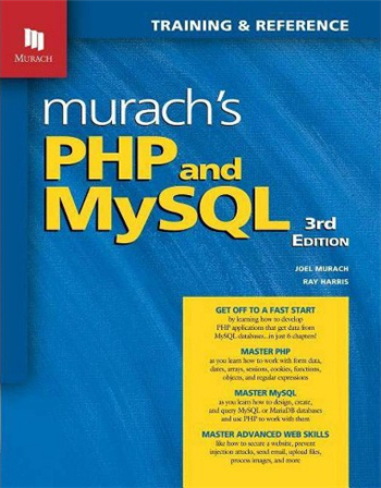 Murach's PHP and MySQL 3rd Edition eTextbook by Joel Murach; Ray Harris