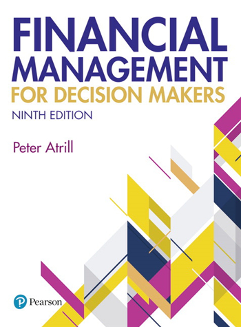 Financial Management for Decision Makers, 9th Edition eTextbook by Peter Atrill