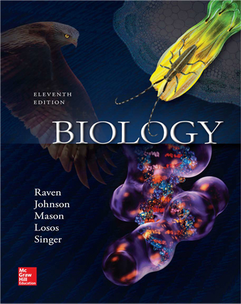 Biology 11th Edition eTextbook by Raven; Johnson; Mason; Losos; Singer
