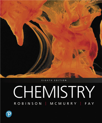 Chemistry, 8th edition eTextbook by John E. McMurry, Jill Kirsten Robinson, Robert C. Fay