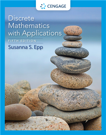 Discrete Mathematics with Applications 5th Edition eTextbook by Susanna S. Epp