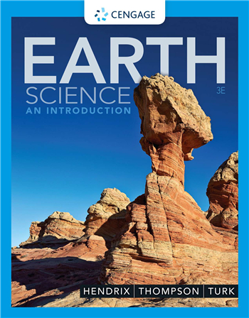 Earth Science: An Introduction 3rd Edition eTextbook by Marc Hendrix, Graham R. Thompson