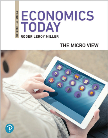 Economics Today: The Macro View 20th Edition eTextbook by Roger LeRoy Miller