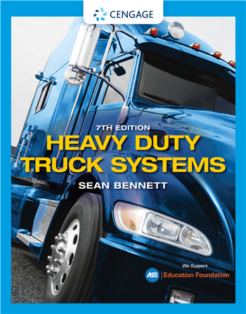 Heavy Duty Truck Systems, 7th Edition eTextbook by Sean Bennett
