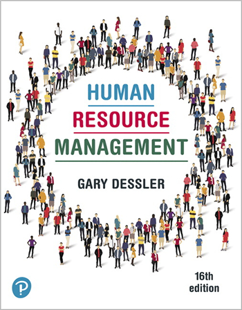 Human Resource Management, 16th Edition eTextbook by Gary Dessler