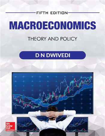 Macroeconomics: Theory and Policy 5th Edition eTextbook by D. N. Dwivedi