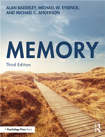Memory 3rd Edition eTextbook by Alan Baddeley, Michael W. Eysenck, Michael C. Anderson