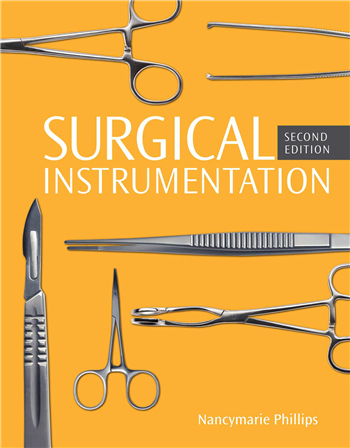 Surgical Instrumentation 2nd Edition eTextbook by Nancymarie Phillips