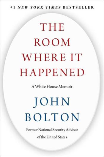 The Room Where It Happened: A White House Memoir ebook by John Bolton