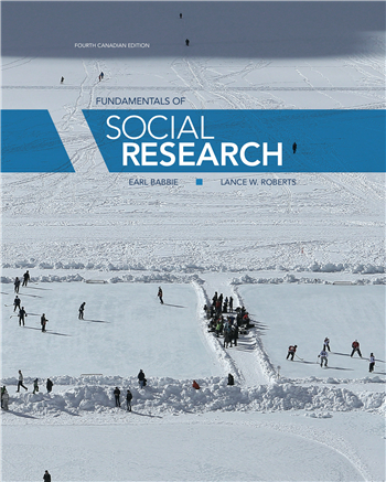 Fundamentals of Social Research 4th Canadian Edition eTextbook by Earl Babbie, Lance W. Roberts