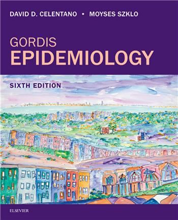 Gordis Epidemiology 6th Edition eTextbook by David D. Celentano, Moyses Szklo