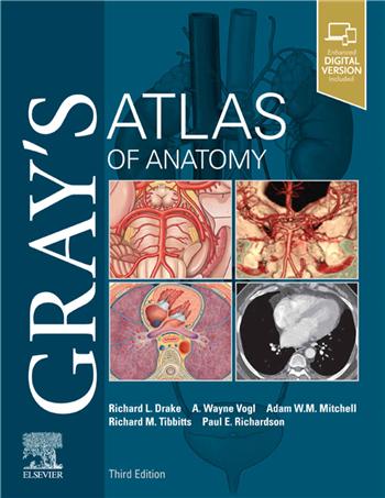 Gray's Atlas of Anatomy, 3rd Edition