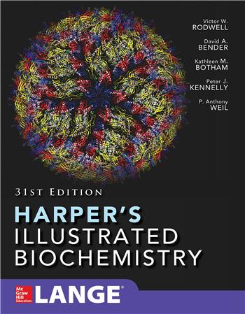Harper's Illustrated Biochemistry, 31st Edition