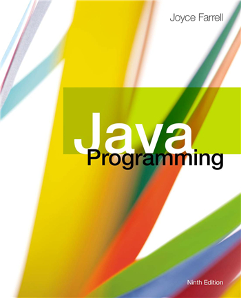 Java Programming 9th Edition eTextbook by Joyce Farrell