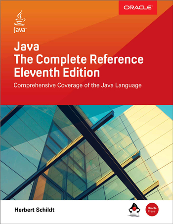 Java: The Complete Reference, 11th Edition eTextbook by Herbert Schildt