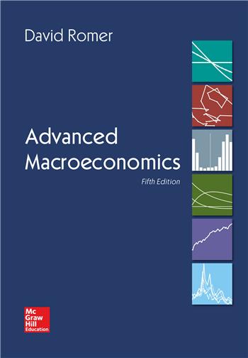 Advanced Macroeconomics 5th Edition eTextbook by David Romer