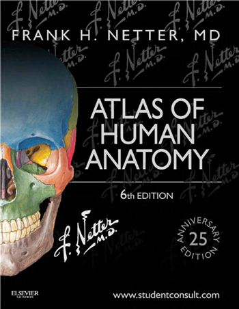 Atlas of Human Anatomy: Including Student Consult Interactive Ancillaries and Guides, 6th Edition eTextbook by Frank H. Netter. MD