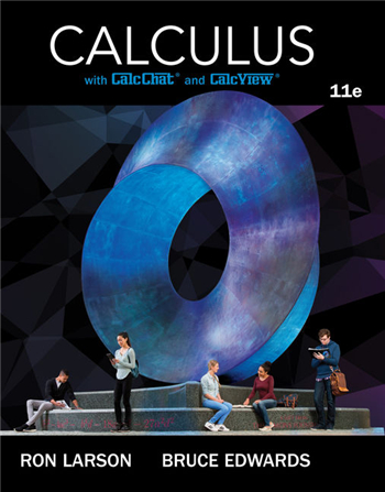 Calculus 11th Edition eTextbook by Ron Larson, Bruce H. Edwards