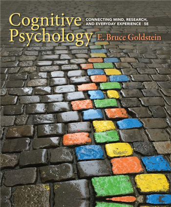 Cognitive Psychology: Connecting Mind, Research, and Everyday Experience, 5th Edition eTextbook by E. Bruce Goldstein