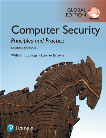 Computer Security: Principles and Practice, Global Edition, 4th Edition eTextbook by William Stallings, Lawrie Brown