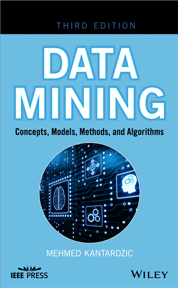 Data Mining: Concepts, Models, Methods, and Algorithms, 3rd Edition eTextbook by Mehmed Kantardzic